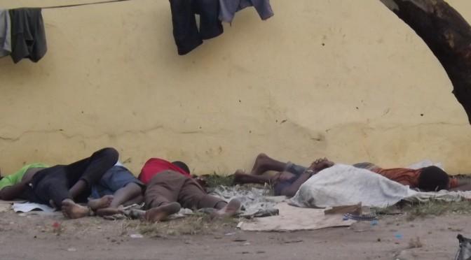 CRSG Clears Calabar's Legion Of Street Children