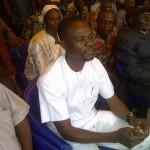 Rev. Fr. Eworo (in white)