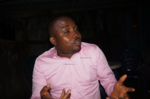 Ibok, LP Chairman, CRS