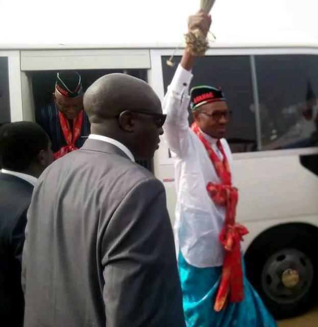 CJN: Don't Cheat Us, Niger Delta Leaders Tell Buhari