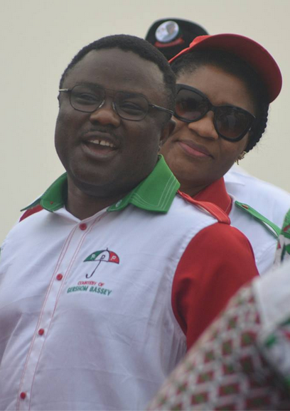 CR DECIDES: Ayade Leads In Result Released