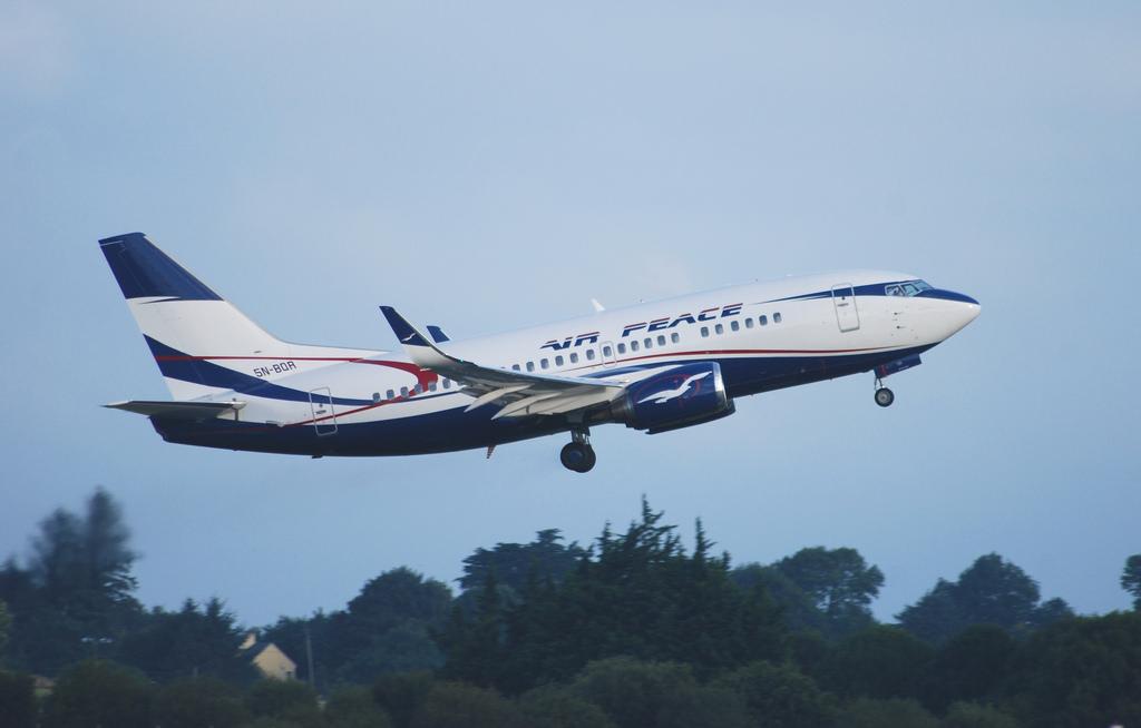 Air Peace Scrap Flights To Calabar