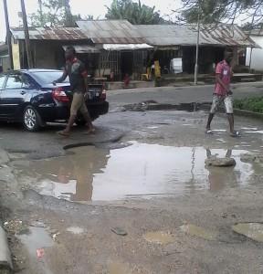 Bassey Street, Off New Airport Road, Calabar.