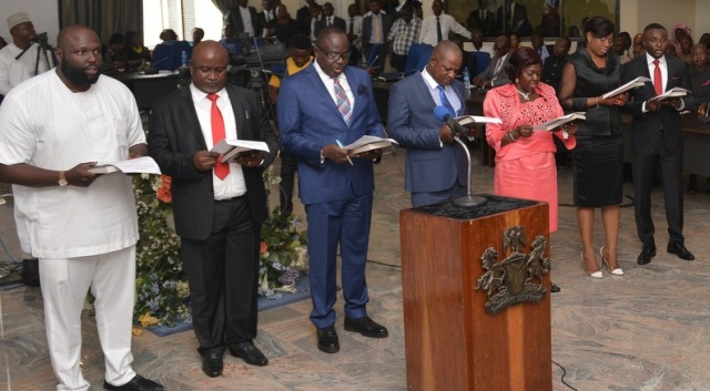 Read Reactions To Gov Ayade's New Ministries And Commissioners
