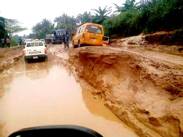See Gory Pictures Of Calabar/Itu Federal Highway