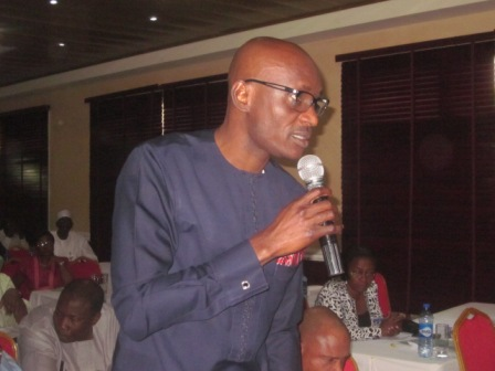 Calabar's First Private Radio Station Gets Speaker, CRSHA's Support