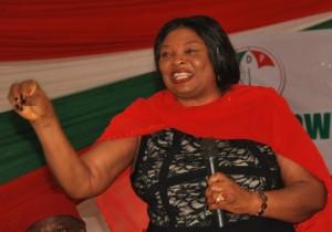 Tina Agbor