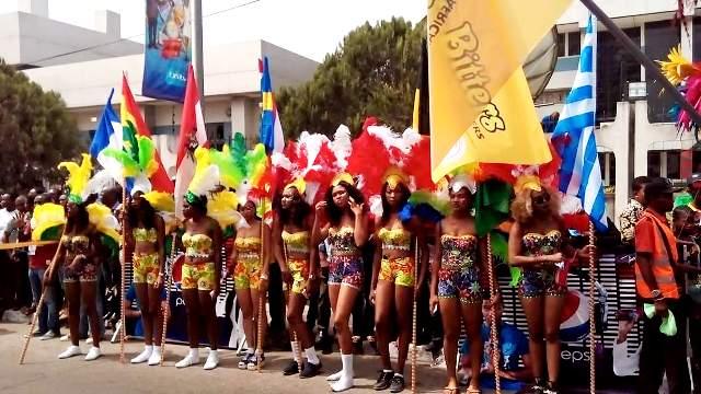 2015 Calabar Carnival Locks Down Calabar