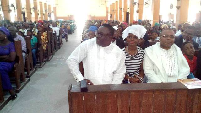 See Pictures Of APC Chieftain's Thanksgiving And Installation!