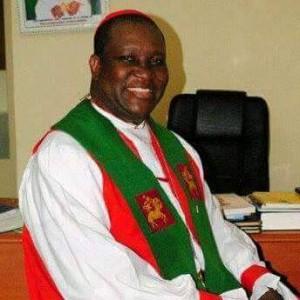 Late Archbishop Ekpenyong