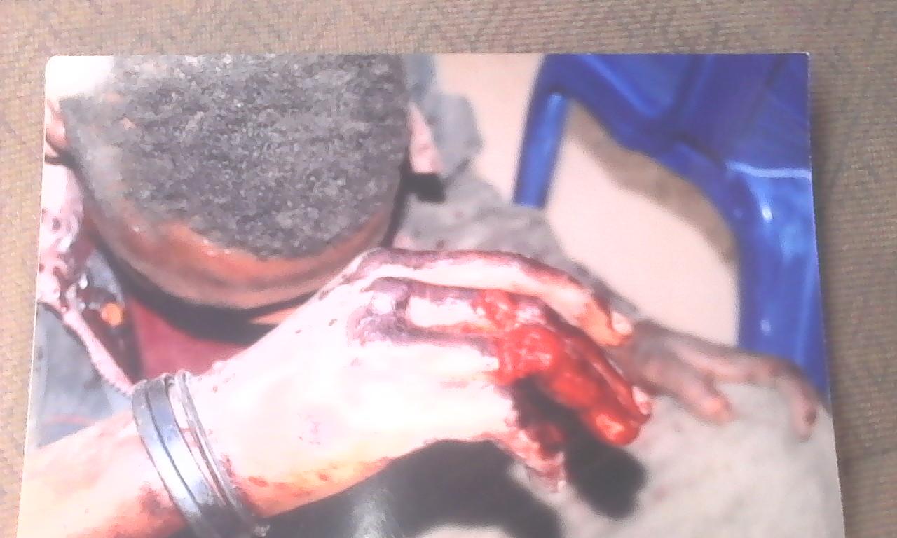 Chinese Man Butchers Nigerian Worker In Akamkpa