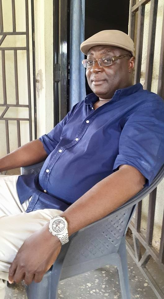Undiandeye, Chairman CRS Forestry Commission Opens Up On 'Feud' With Odey Oyama