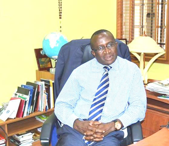 Ndoma-Egba To Speak At World Bank Conference