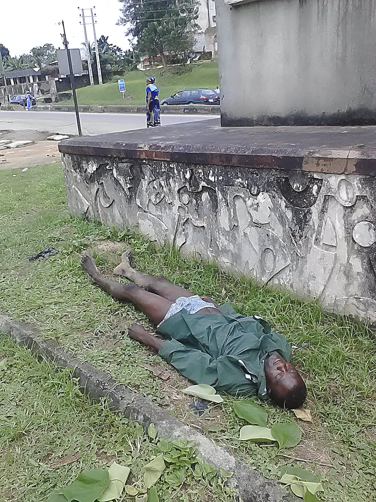 Man Killed And Dumped By Calabar Gate