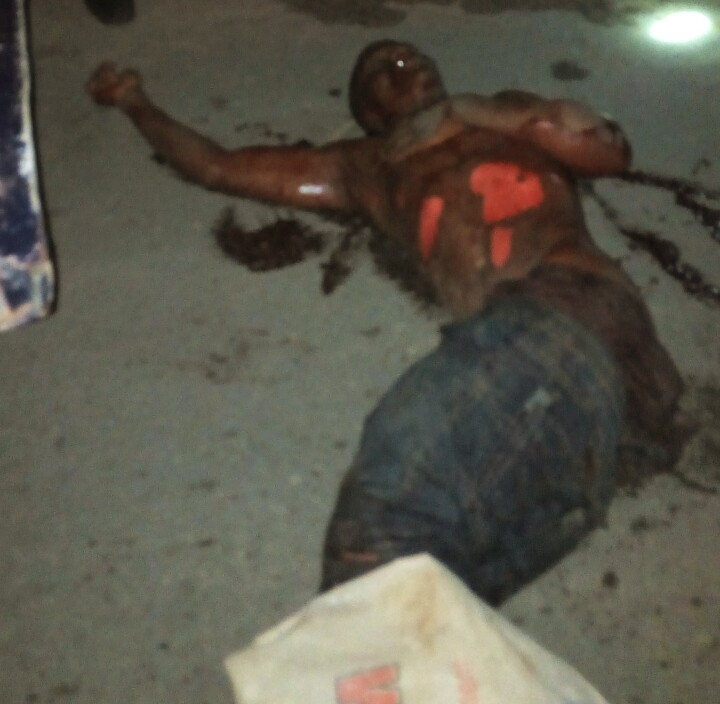 Police Nab Robbery Suspect In Calabar