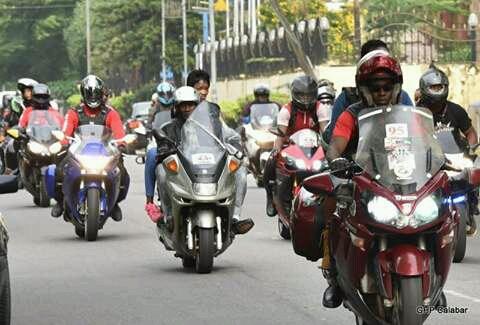 Bikers Rev Up For 2016 Calabar Carnival