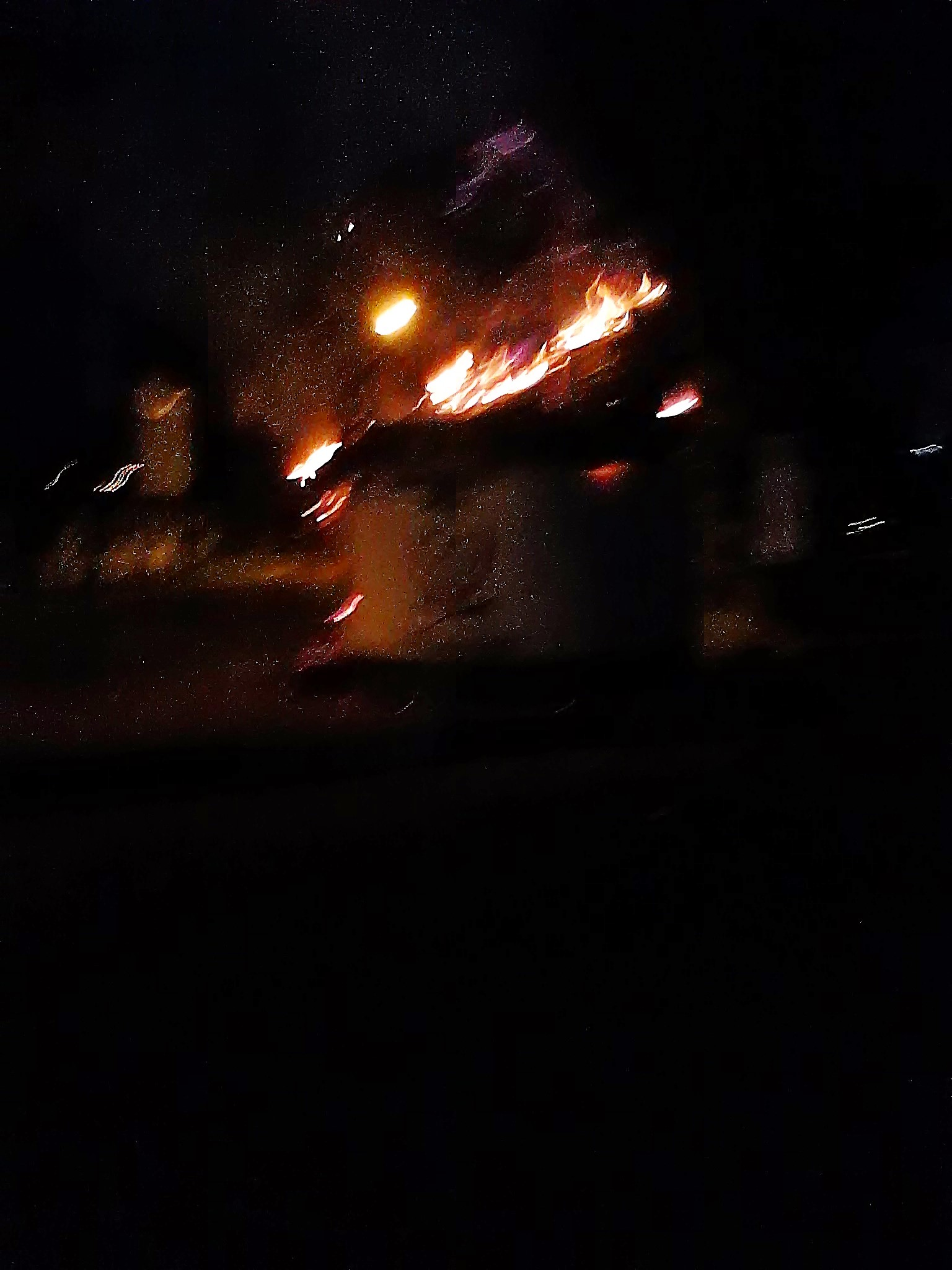 Mad Evening In Calabar: Navy Battles Police, Mayhem Unleashed