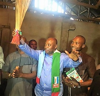 CR: PDP Elected House of Assembly Member Defects To APC