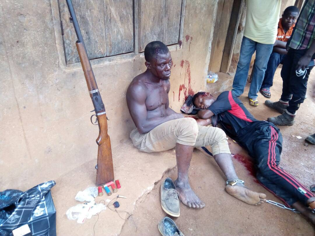 BREAKING: Boje/Iso Bendeghe Conflict Erupts, Two Captured
