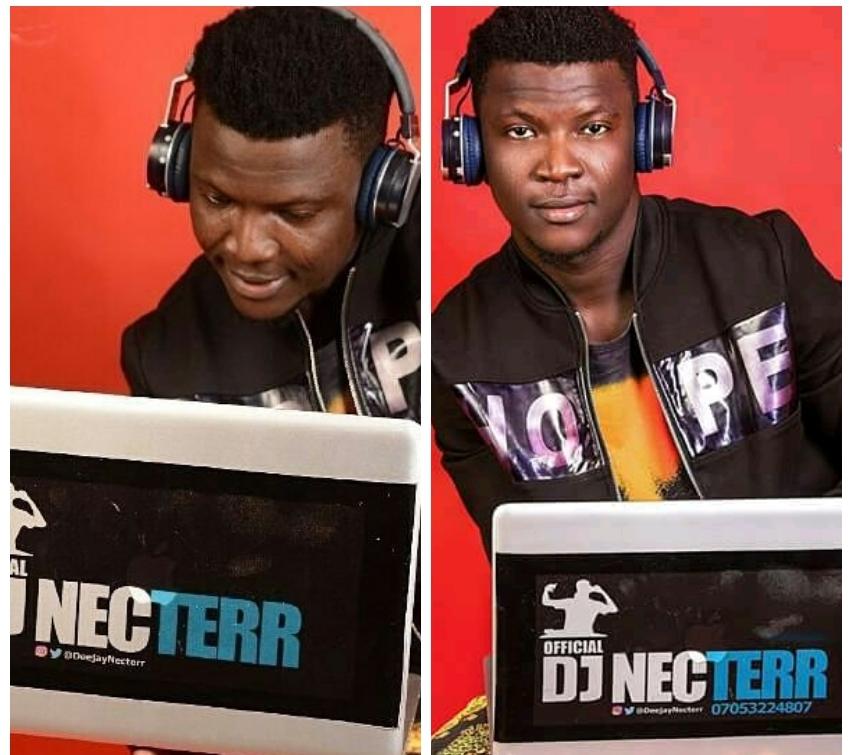 EXCLUSIVE: Meet HIT FM Calabar's Mix Machine, … DJ NECTERR!