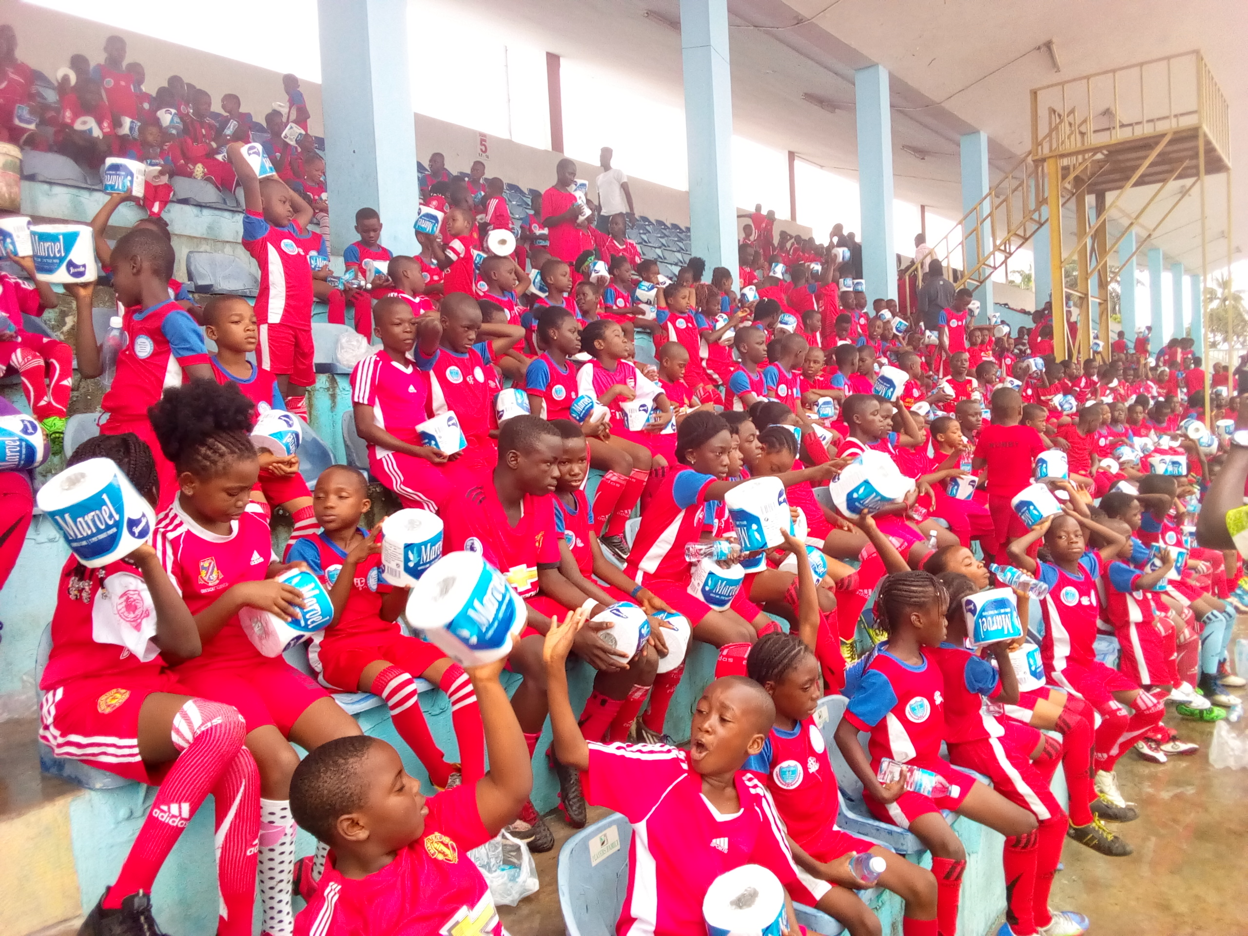Calabar Soccer Clinic Ends, To Become An Annual Event