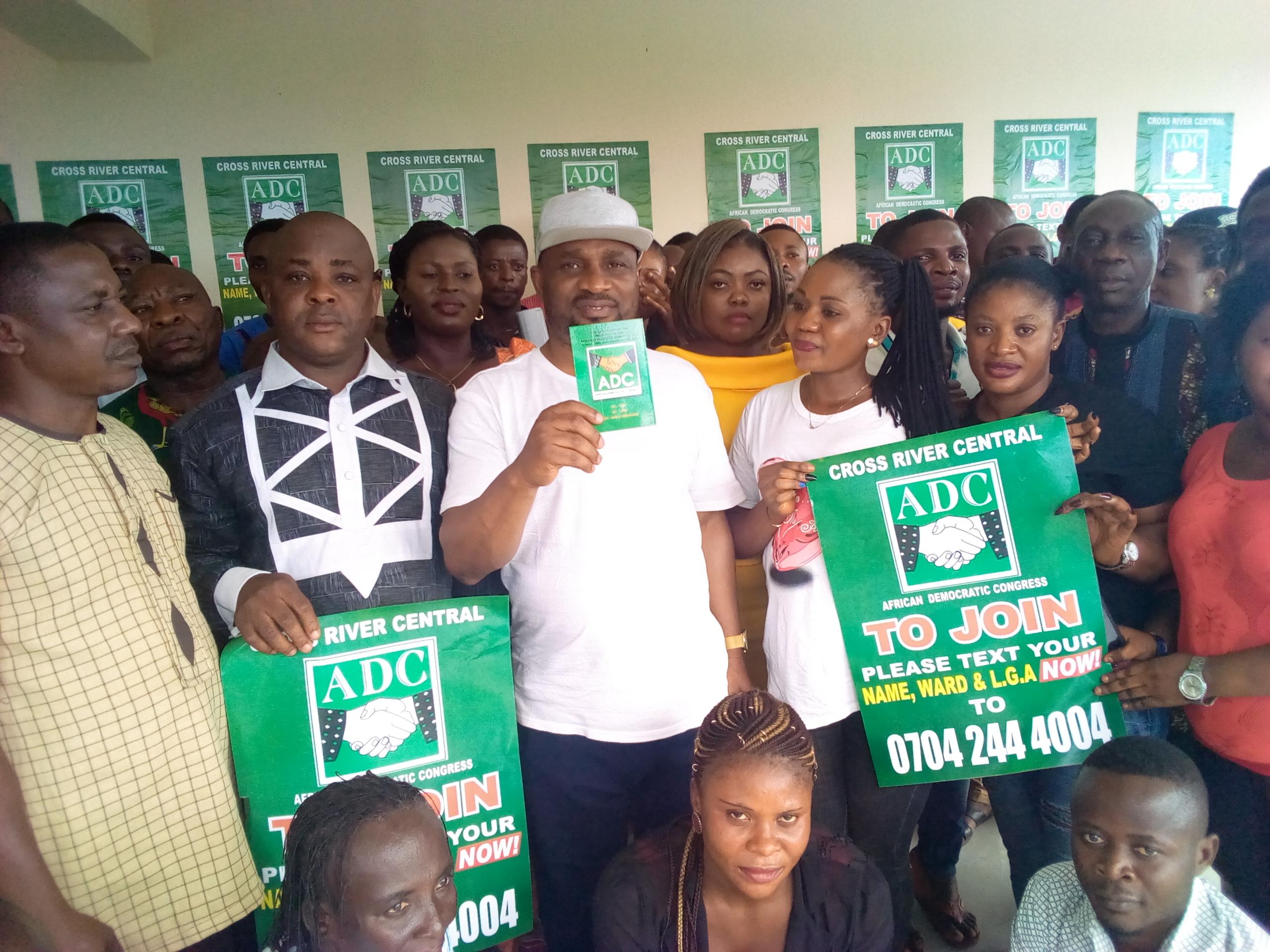 ADC Fortifies Membership Drive In CRS