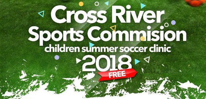Children's Soccer Clinic Begins In Calabar