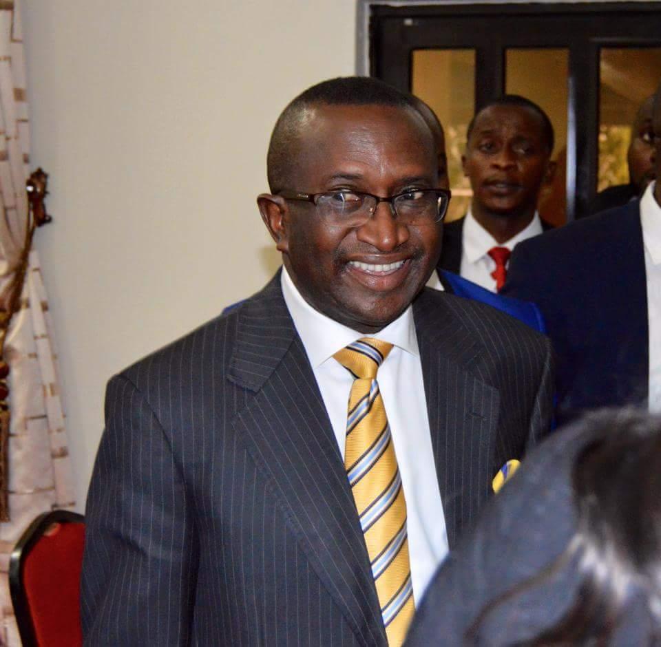 """Buhari Has Recognized Cross River State"" – Ndoma-Egba"