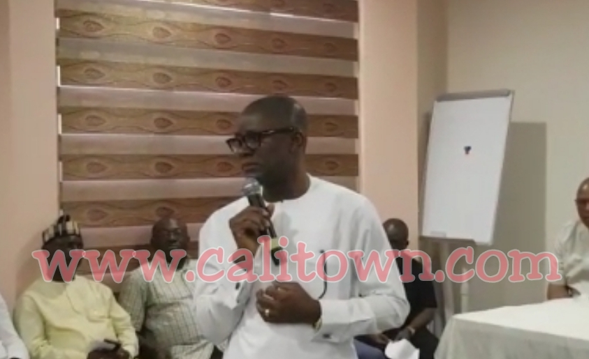 """""""It Is Not True That Anybody's Name Has Replaced My Name"""" – Owan Enoh"""