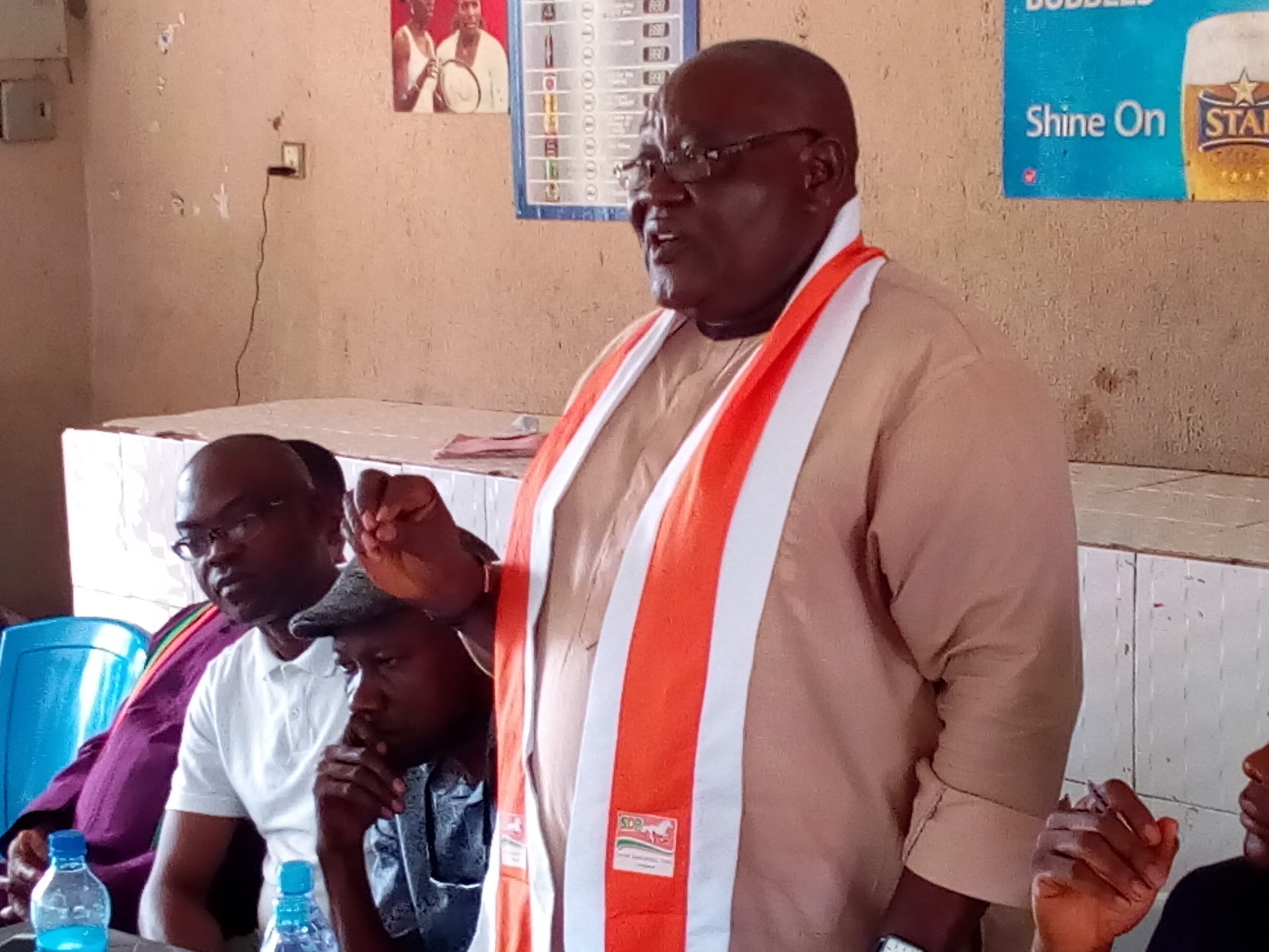 SDP In CR Repositions Ahead Of 2019 Polls