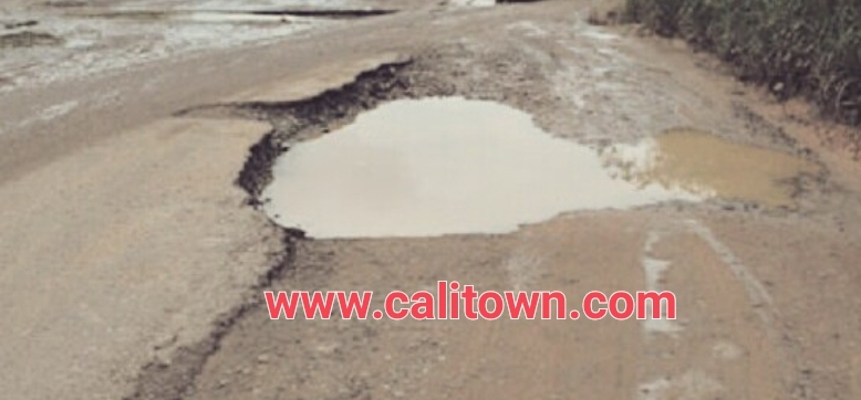 Calabar Residents Decry Bad State Of Roads