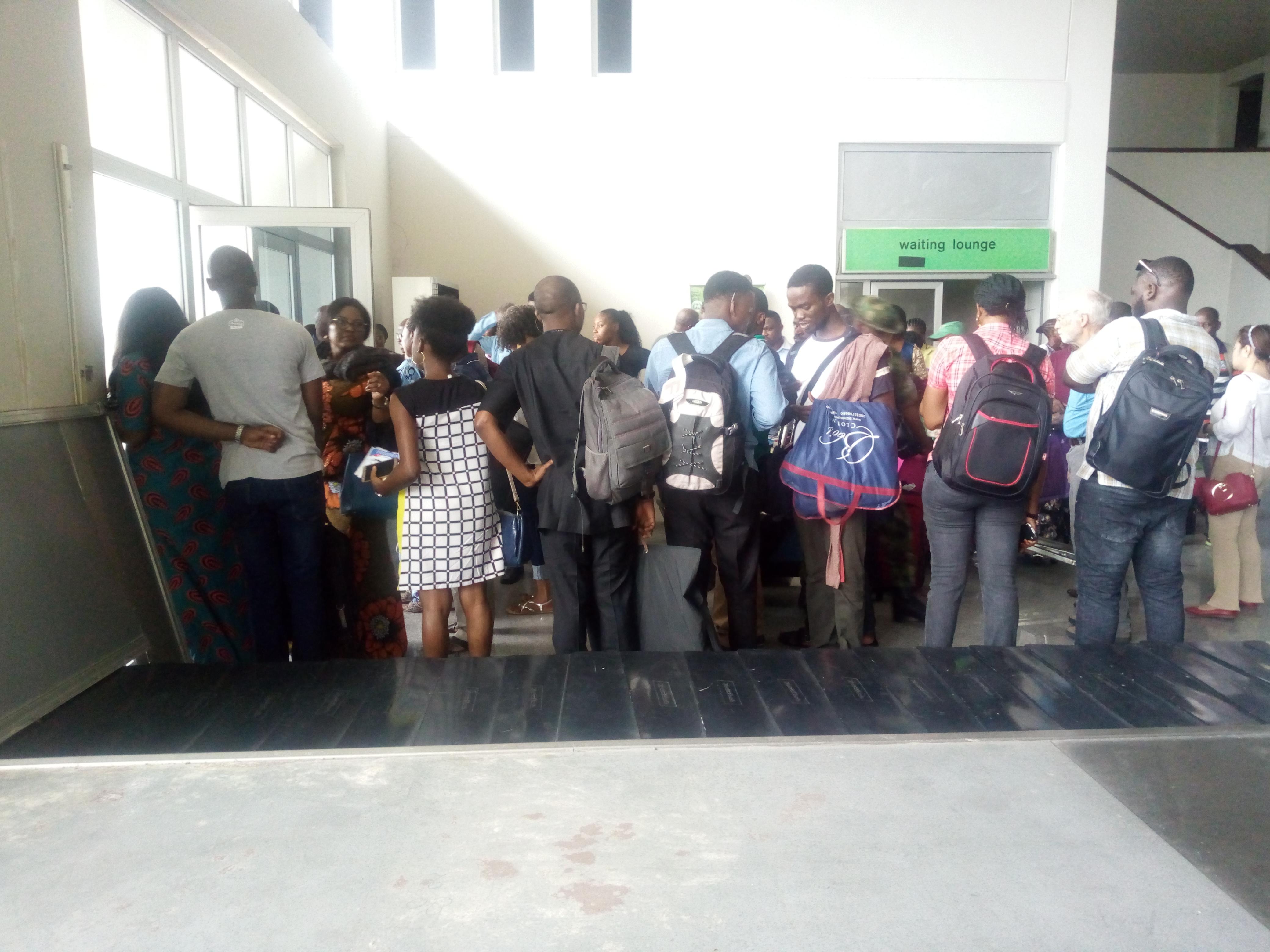 Calabar Airport: Passengers Fume As Power Outtage Threaten Operations