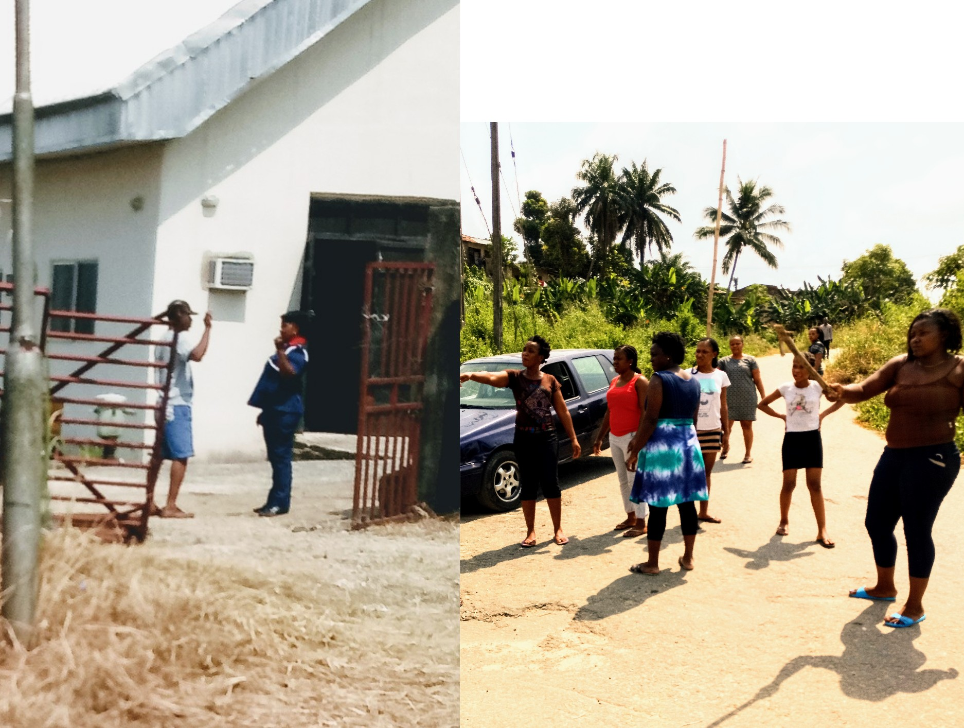 CALABAR: PHED/Residents Clash Over Attempted Transformer Theft