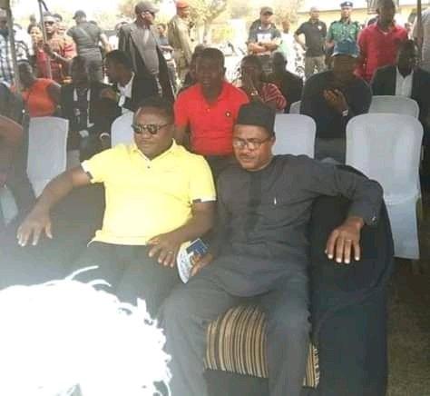 Vena Ikem Runs Back To The PDP, Ayade Receives Returnee