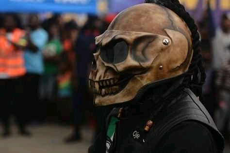 Sights From The Calabar Bikers Carnival