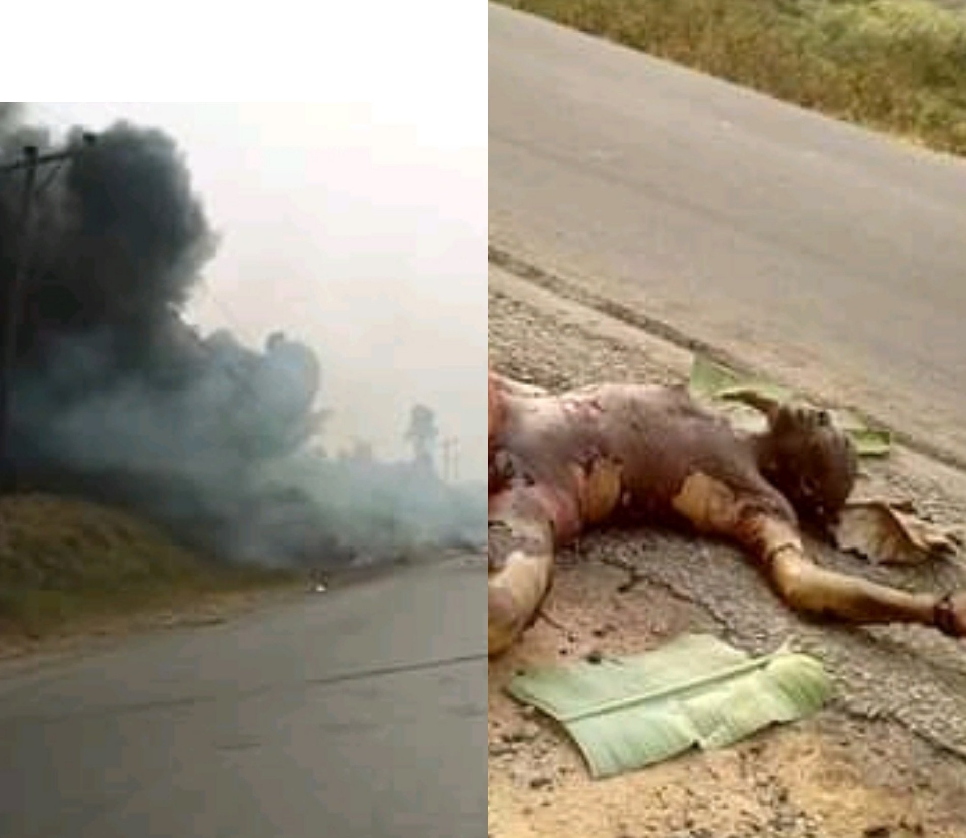 Tanker Fire Consume Dozens Of Persons In Calabar