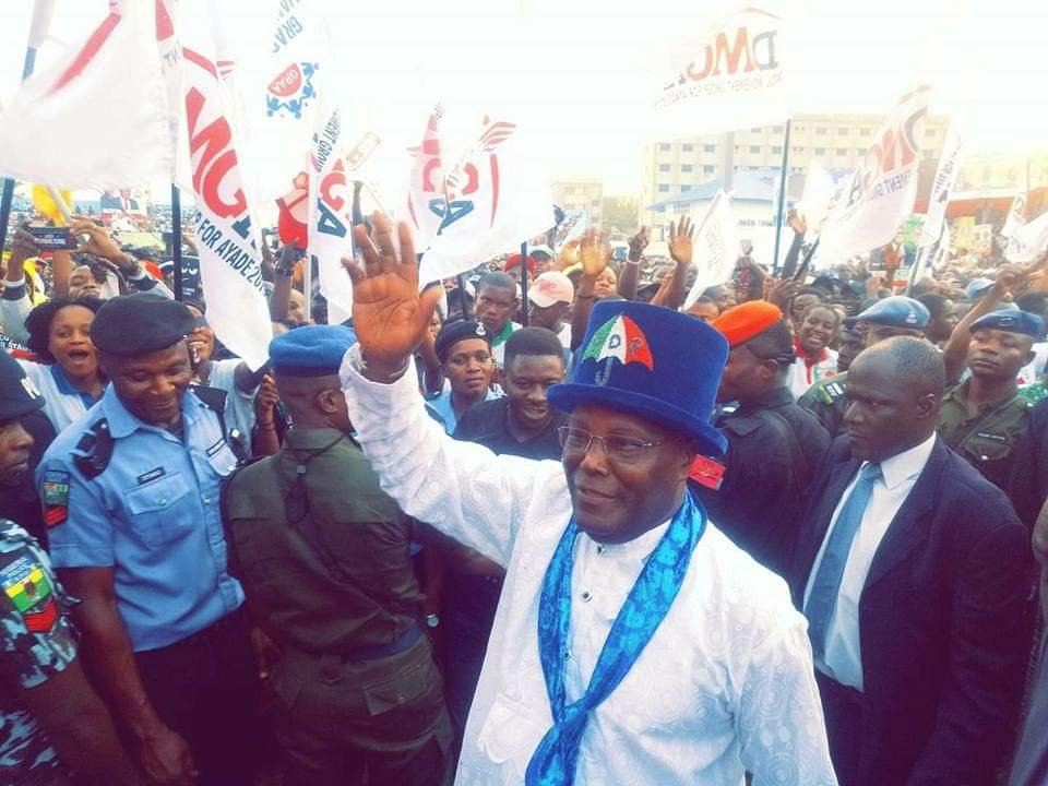 ATIKU'S CR VISIT: Can Of Worms Thrown Up After Sharing Of N70m