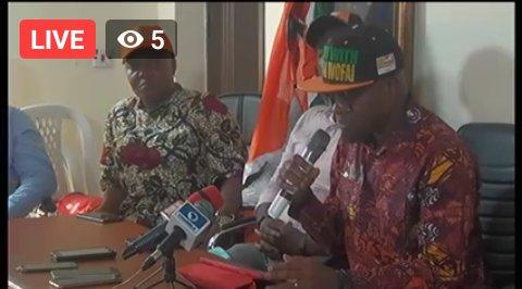 BREAKING: SDP's Eyo Ekpo Wants Gov. Ayade Impeached