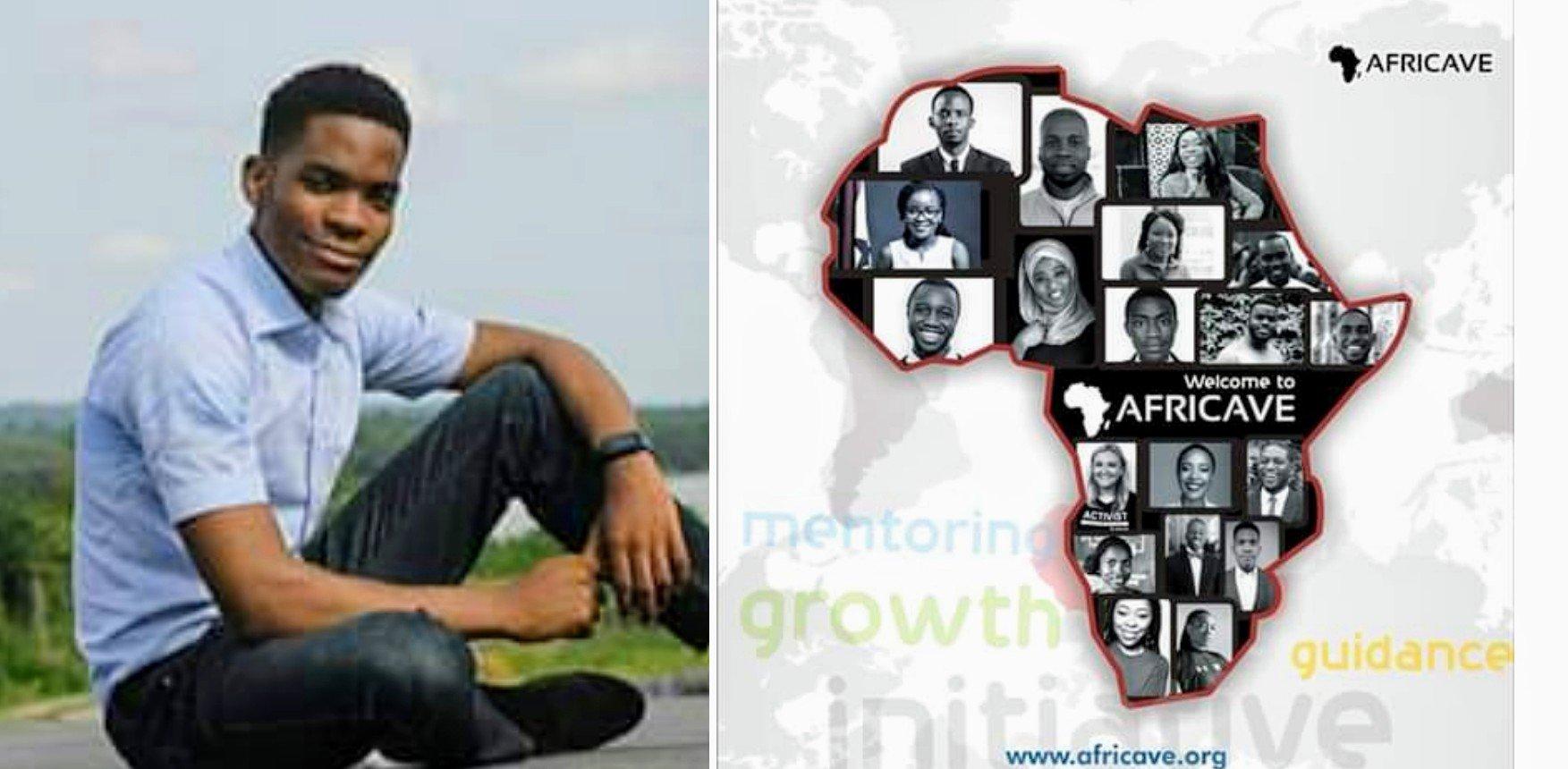 Ken Ekezie Launches AFRICAVE Initiative, Invites Applications