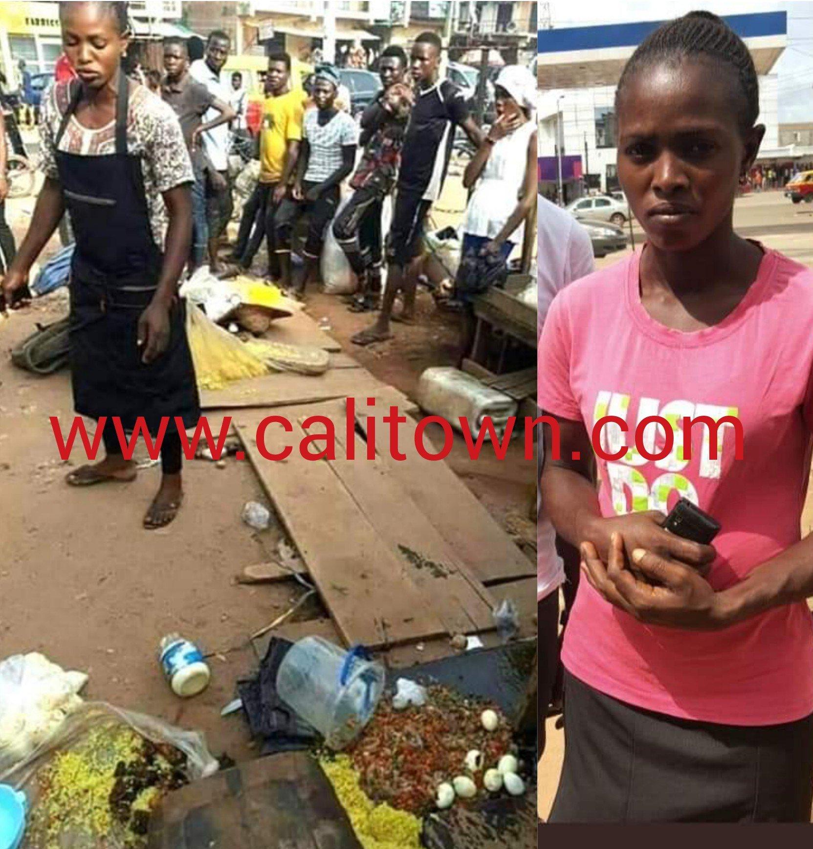 Philanthropic Cross Riverian Blesses Distraught Edo Based Street Hawker
