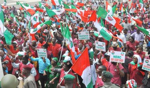 NLC Begins Nationwide Protest