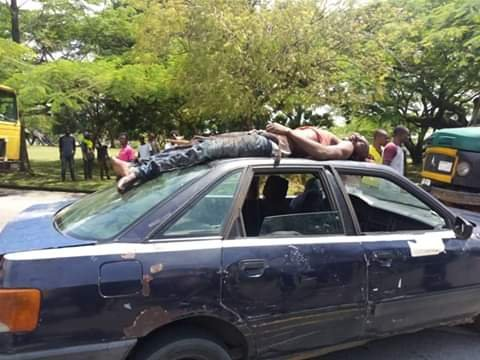 Trader Killed By DOPT Officials In Calabar While Hawking