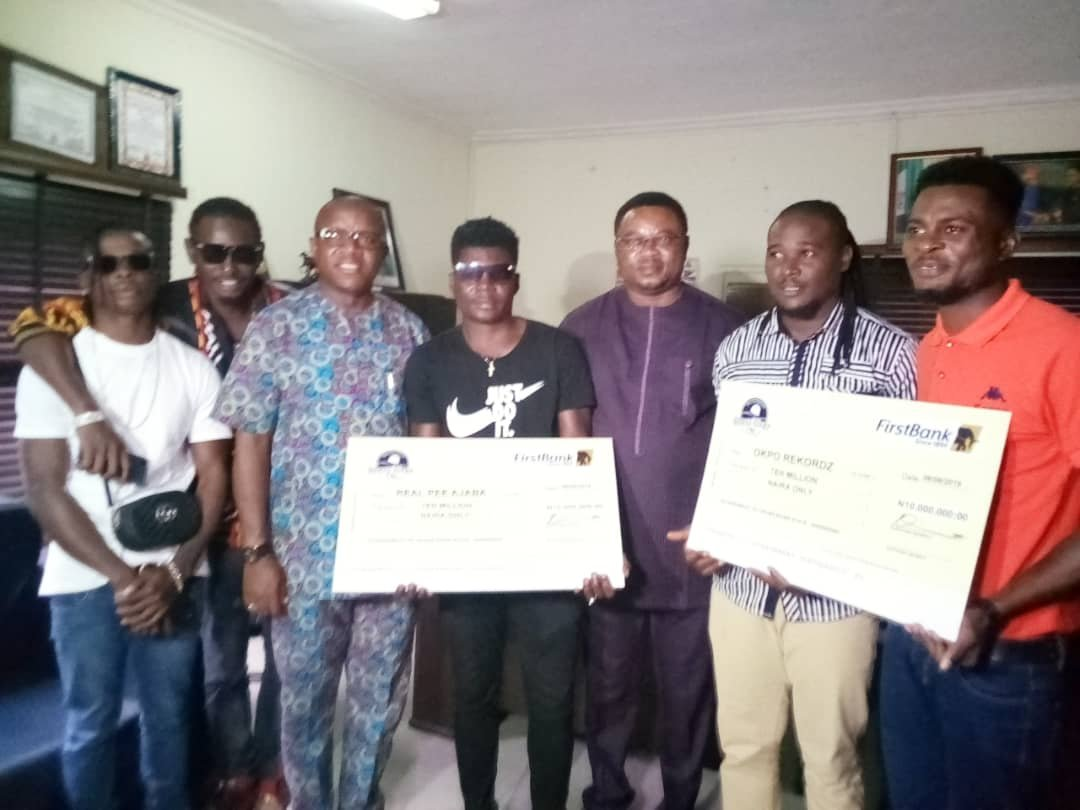 Gov. Ayade Splashes N20 Million On Local Musical Acts, Okpo Records, Real P