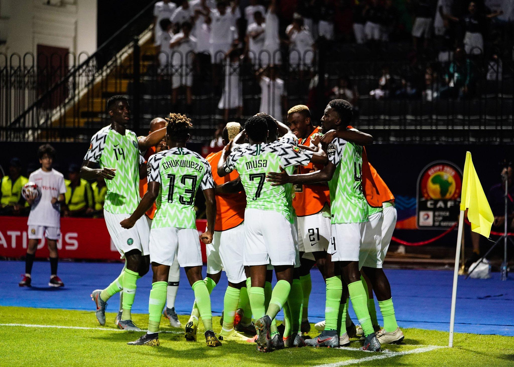 AFCON: Super Eagles Dump Cameroun, Save Face