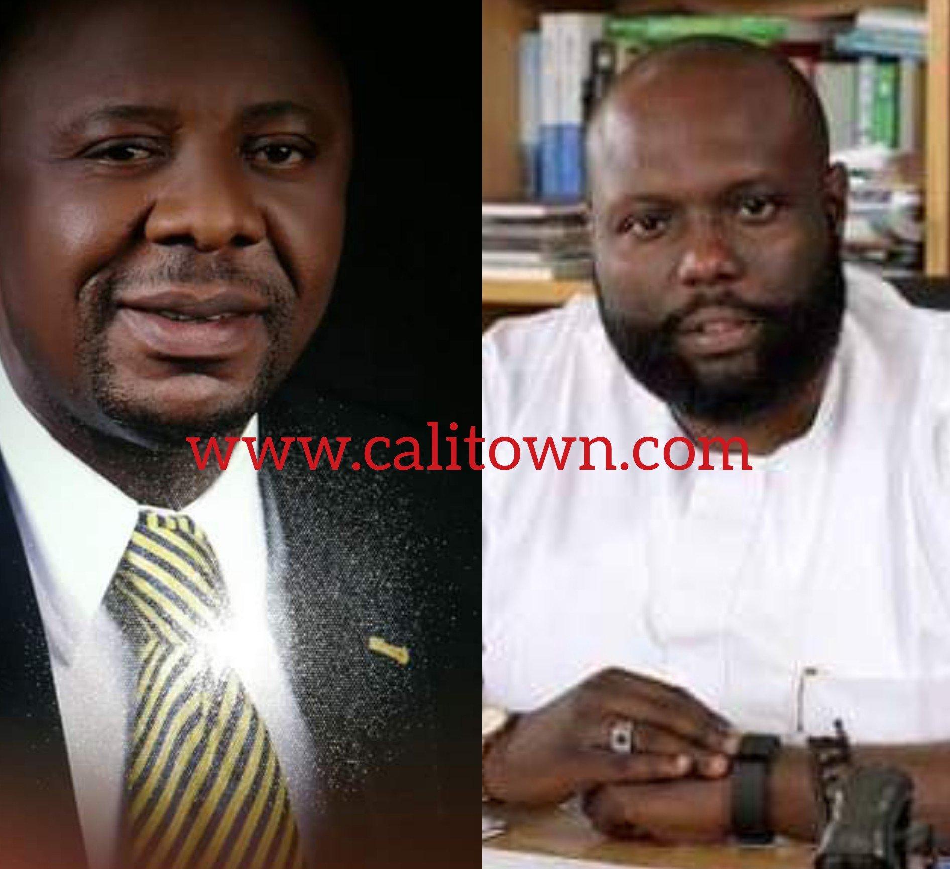 "Goddie Akpama/Asuquo Ekpenyong Jr Faceoff: ""You Threatened Me,… I Did Not"""