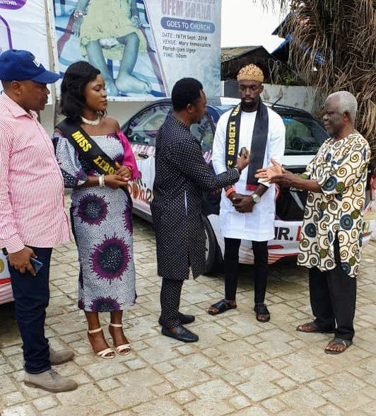 Mr & Miss Leboku 2019 Receive Car Gifts From CRSG