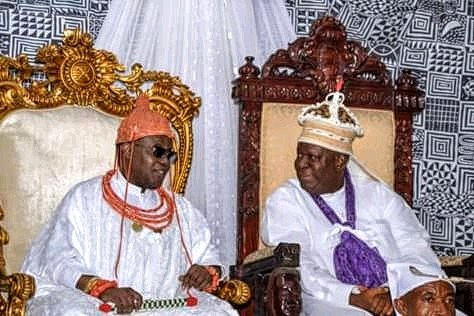 See Pictures From Oba Of Benin's Visit To Calabar