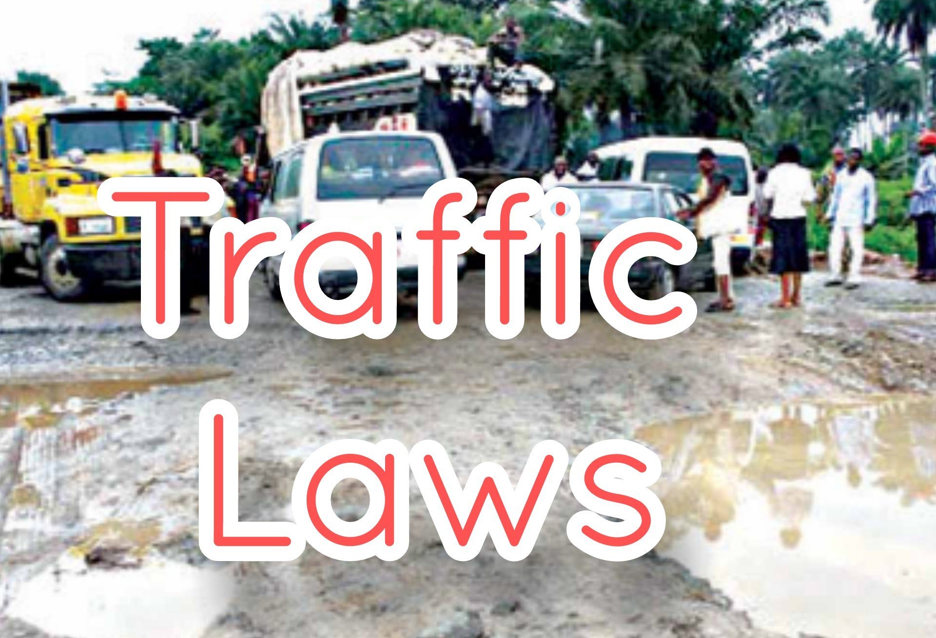 See The 76 Offences & Fines That May 'Kill' Motorists In CRS!
