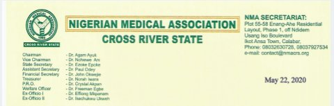 NMA Raises Alarm, Says There Are Increasing Deaths From Suspected Covid-19 Patients In CR