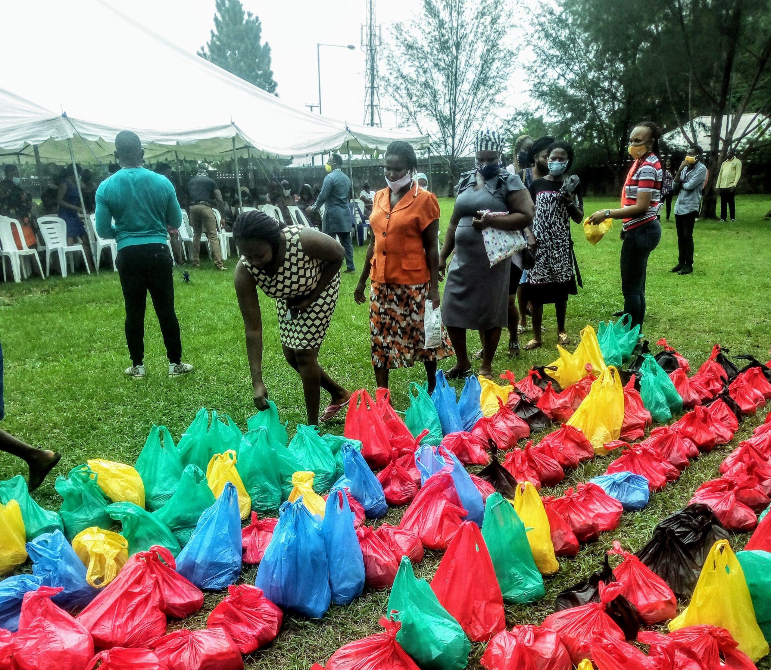 COVID-19: HIT FM Calabar Lends A Helping Hand, Distribute Palliatives